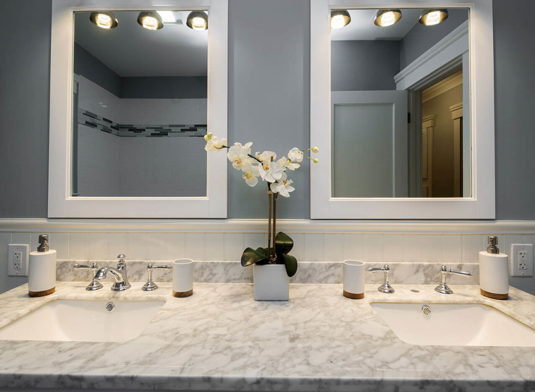 Bathroom Remodel Photo Gallery bathroom design gallery - great lakes granite & marble