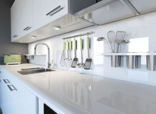 white stone kitchen countertops. Contemporary Stone Arctic White Quartz 4 On Stone Kitchen Countertops N